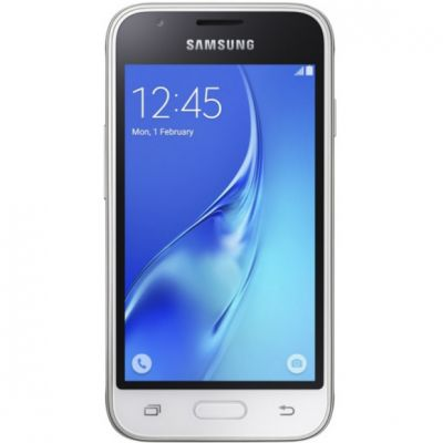 Смартфон Samsung Galaxy J1 Mini SM-J105H 8Gb Белый SM-J105HZWDSER