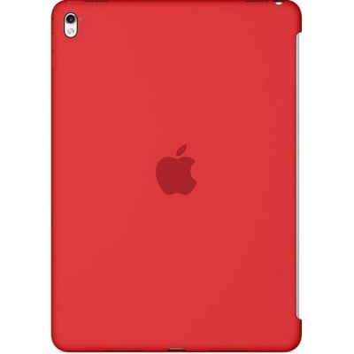 Чехол Apple для iPad Pro 9.7 Silicone Case - Red MM222ZM/A