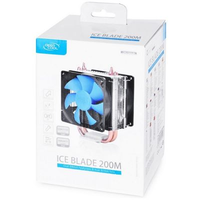 ����� ��� ���������� Deepcool Ice Blade 200M, 92�� DP-MC8H2-IB200M