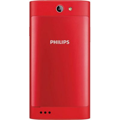 Смартфон Philips S309 8Gb Красный 867000135413