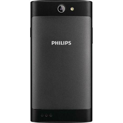 Смартфон Philips S309 8Gb Черный 867000135412