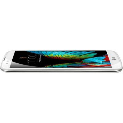 Смартфон LG K10 LTE K430DS 16Gb Белый LGK430DS.ACISWH