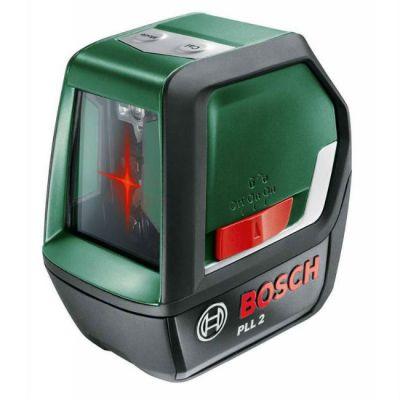 Нивелир Bosch лазерный PLL 2+TT150+MM2 0603663403