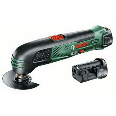 Bosch Многофункциональный инструмент PMF 10.8 Li зеленый/черный 0603101926