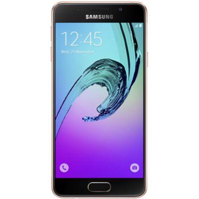 Смартфон Samsung Galaxy A3 (2016) SM-A310F 16Gb Розовый SM-A310FEDDSER