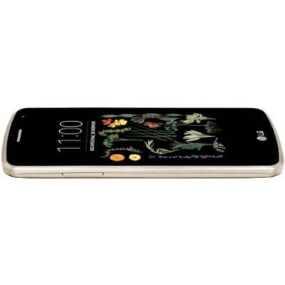 Смартфон LG K5 X220ds 8Gb Золотистый LGX220DS.ACISKG