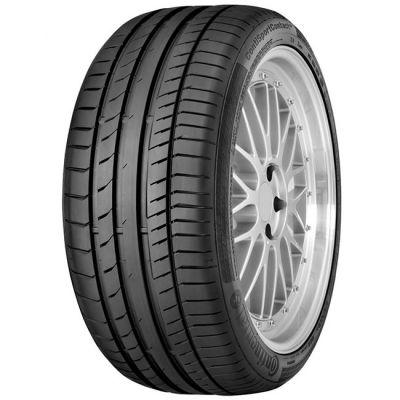 Летняя шина Continental ContiSportContact 5 205/50 R17 89V 0352737