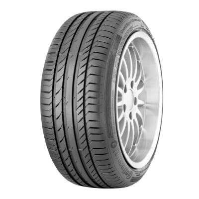 Летняя шина Continental ContiSportContact 5 275/40 R19 101Y 0356274