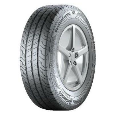 Летняя шина Continental ContiVanContact 100 185/75 R16C 104/102R 451188