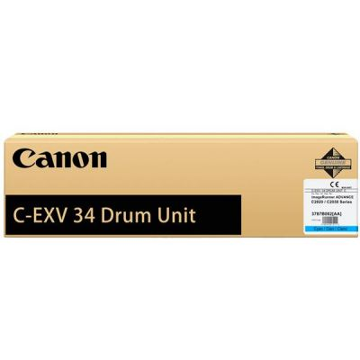 Расходный материал Canon Фотобарабан C-EXV34 cyan для IR ADV C2020/2030 3787B003AA