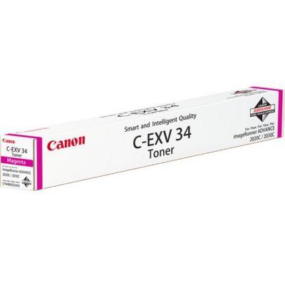 ��������� �������� Canon ����������� C-EXV34 magenta ��� ��� IR ADV C2020/2030 3788B003AA