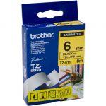��������� �������� Brother �������������� ����� ������� 6 �� (���� ����� �� ����� ����) TZ-611 (TZE611)