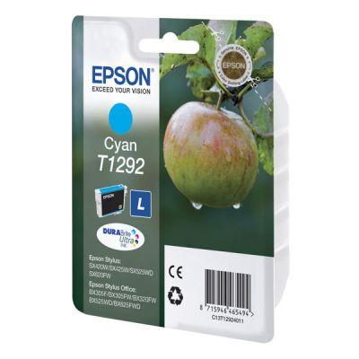 Картридж Epson T1292 Cyan/Голубой (C13T12924011)