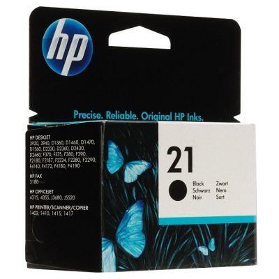 Картридж HP 21 Black/Черный (C9351AE)