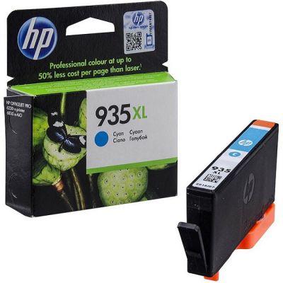 Картридж HP 935XL Cyan/Голубой (C2P24AE)