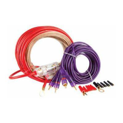 Kicx Установочный комплект для 2-х канального усилителя PK 208