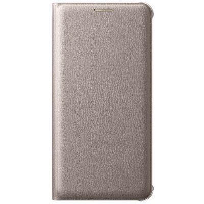Samsung Флип-кейс для Galaxy A7 (6) Flip Wallet Золотой EF-WA710PFEGRU