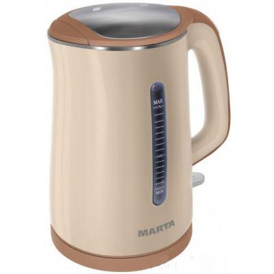 Электрический чайник Marta MT-1065 бежевый