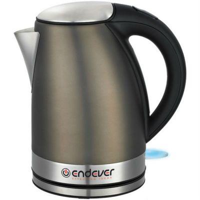Электрический чайник Endever KR-231S темно-серый