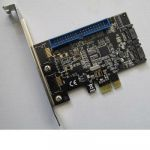 Контроллер Espada PCI-E, SATA3 RAID 2 int port+ 1 port IDE, BOX FG-EST04A-1