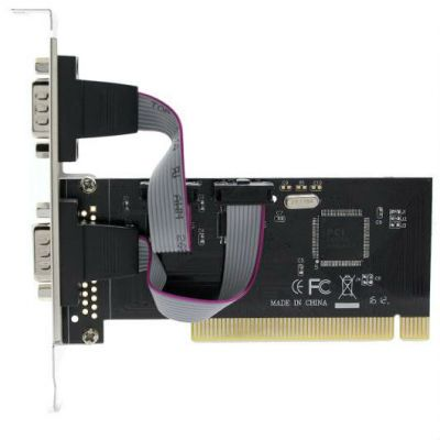 Контроллер Espada PCI, 2S serial, oem 60806A