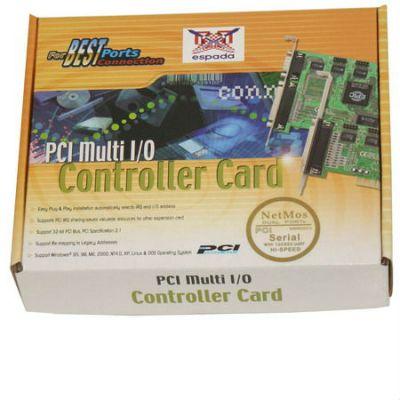 Контроллер Espada PCI, 2S serial , oem PIO9835-2S