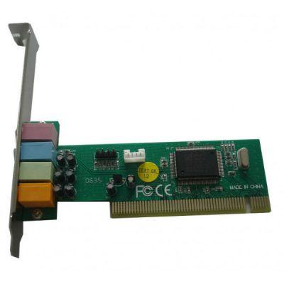 Звуковая карта C-Media CMI8738-SX PCI 8738 4C