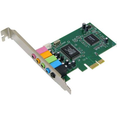 �������� ����� C-Media CMI8738-LX PCI-E ASIA PCIE 8738 6C