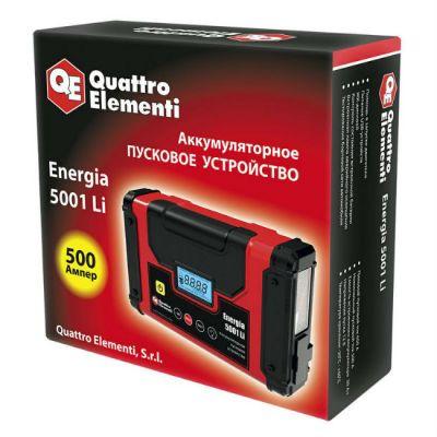 Пусковое устройство Quattro Elementi Energia 5001 Li 240-027