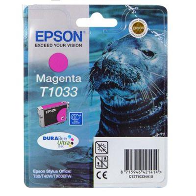 ��������� �������� Epson �������� ��� Stylus (extra high capacity) Magenta (���������) C13T10334A10
