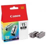 Картридж Canon BCI-15 Black/Черный (8190A002)