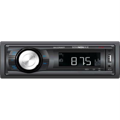 Автомагнитола Soundmax SM-CCR3057F (SM-CCR3057F-ЧЕРНЫЙ-B)