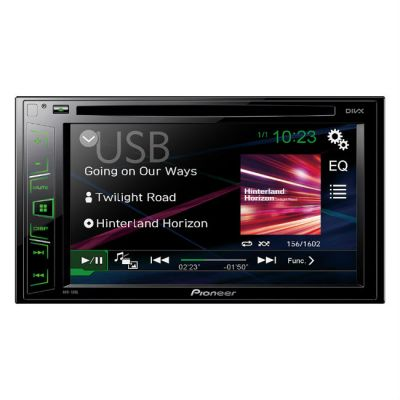 ������������� Pioneer CD DVD AVH-180G
