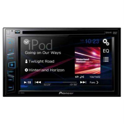 ������������� Pioneer CD DVD AVH-180