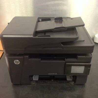 ��� HP LaserJet Pro MFP M127fw #CZ183A(������)