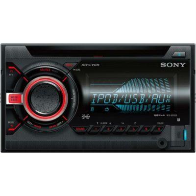 Автомагнитола Sony CD WX-800UI