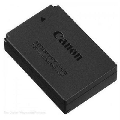 Аккумулятор Canon LP-E12 для EOS 100D, EOS M 6760B002