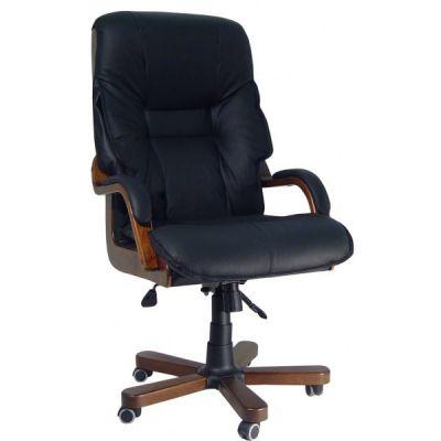 Офисное кресло Сарос Алтын-XXL черный
