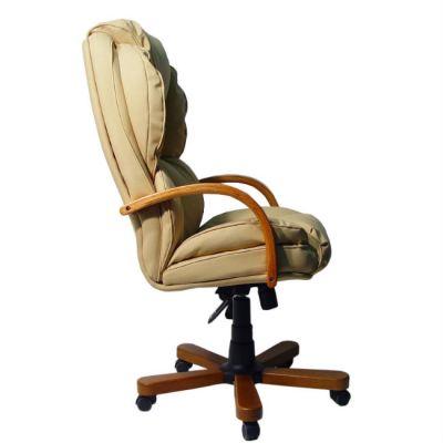 Офисное кресло Сарос Барон бежевый