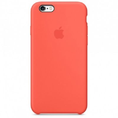 Чехол Apple iPhone 6/6s Silicone Case - Apricot MM642ZM/A