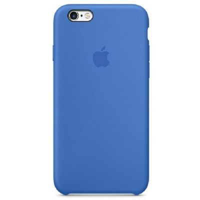 Чехол Apple iPhone 6/6s Silicone Case - Royal Blue MM632ZM/A