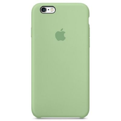 Чехол Apple iPhone 6/6s Silicone Case - Mint MM672ZM/A