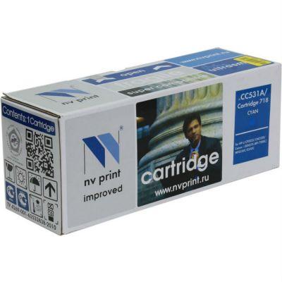 Картридж Совместимый NV-print CC531A