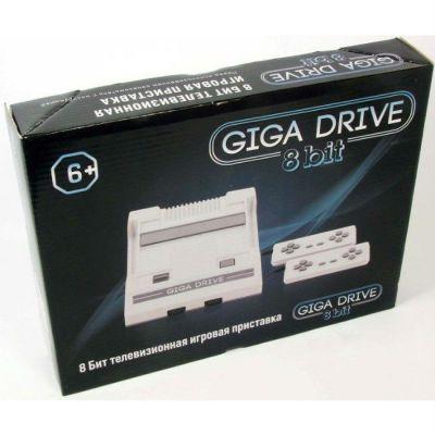 Игровая приставка GigaDrive 8