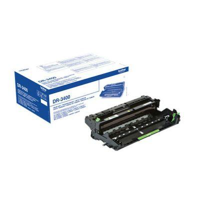 Расходный материал Brother фотобарабан DR-3400 для HLL5000D/5100DN/5200DW/6300DW/6400DW/DWT/DCPL5500DN/6600DW/MFCL55700DN/5750DW/6800DW/6900DW