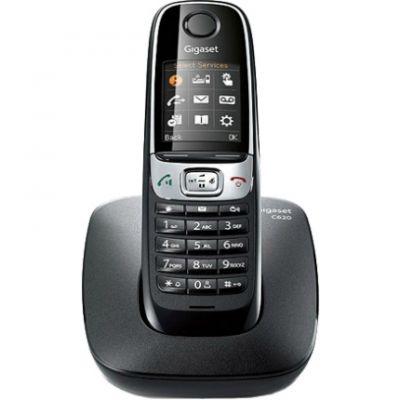 Телефон Gigaset C620 (DECT) S30852-H2403-S301