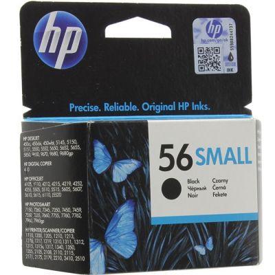 Картридж HP Black/Черный (C6656GE)