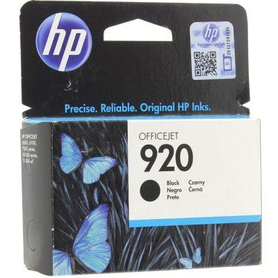 Картридж HP 920 Black/Черный (CD971AE)