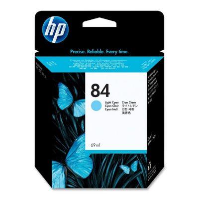 ��������� �������� HP HP 84 69-ml Light Cyan Ink Cartridge C5017A