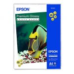 Epson фотобумага Premium Glossy Photo Paper A4 C13S041287